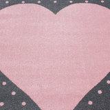 Kindervloerkleed Sunny Pink 830_
