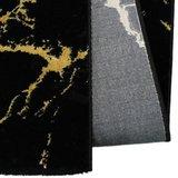 Modern vloerkleed Marmos 23438 975-Gold_