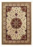 creme klassiek karpet