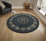 ronde tapijten
