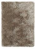taupe hoogpolig karpet