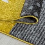 Kinderkamer tapijt Child 620/AY Geel_