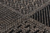 Karpet taupe Arrow voor binnen en buiten_