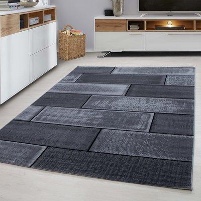 Modern vloerkleed Galant 8007 kleur Zwart