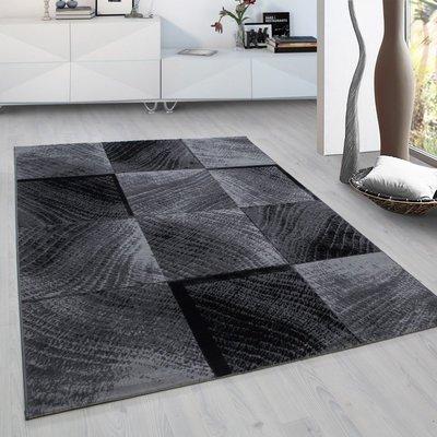 Modern vloerkleed Galant 8003 kleur Zwart