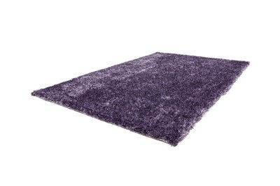 Paars hoogpolig tapijt Diadeem lila