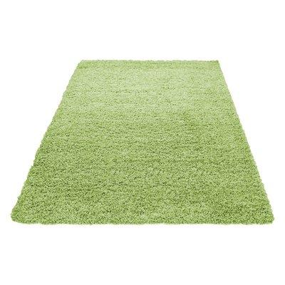 Groen vloerkleed hoogpolig Fair 4000/AY Groen