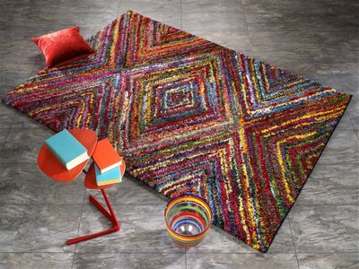Multicolor karpet Grandy 598 Multi
