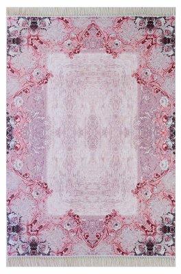 Outdoor en indoor vloerkleed Elise kleur pink 2536