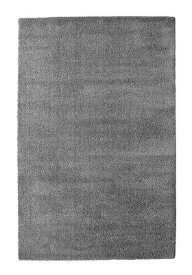 Grijs Hoogpolige vloerkleden en karpetten Nias 1200