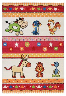 Kinder vloerkleden en tapijten Raphel Kids 1519 Multi