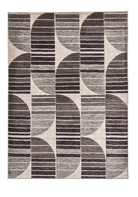 Vloerkleed Pemela kleur grijs HB33