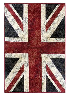 Vloerkleed Flag kleur Multi