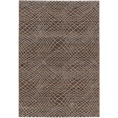 Vloerkleed Cardol 151/060 kleur Bruin
