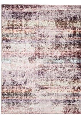 Vloerkleed Mozaiek kleur multi