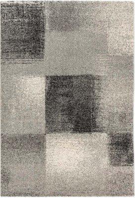 Modern vloerkleed Soraja kleur grijs 151/040