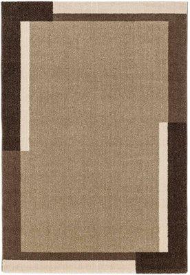 Modern vloerkleed Soraja kleur bruin 004/062