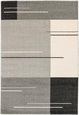Modern vloerkleed Soraja kleur grijs 002/005