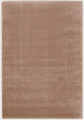 Effen vloerkleed Paris 660 Beige