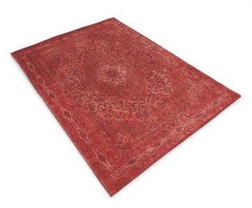 Oriental vloerkleed Tabriz  Rood