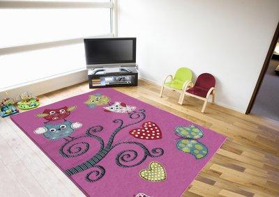 Kinderkamer Vloerkleden Kinderkamer : Vloerkleed kinderkamer kidsdepot checky pink cm